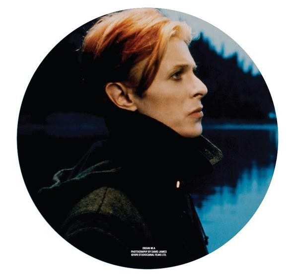 "David Bowie - Sound And Vision (Picture Disc) 7"" EP"