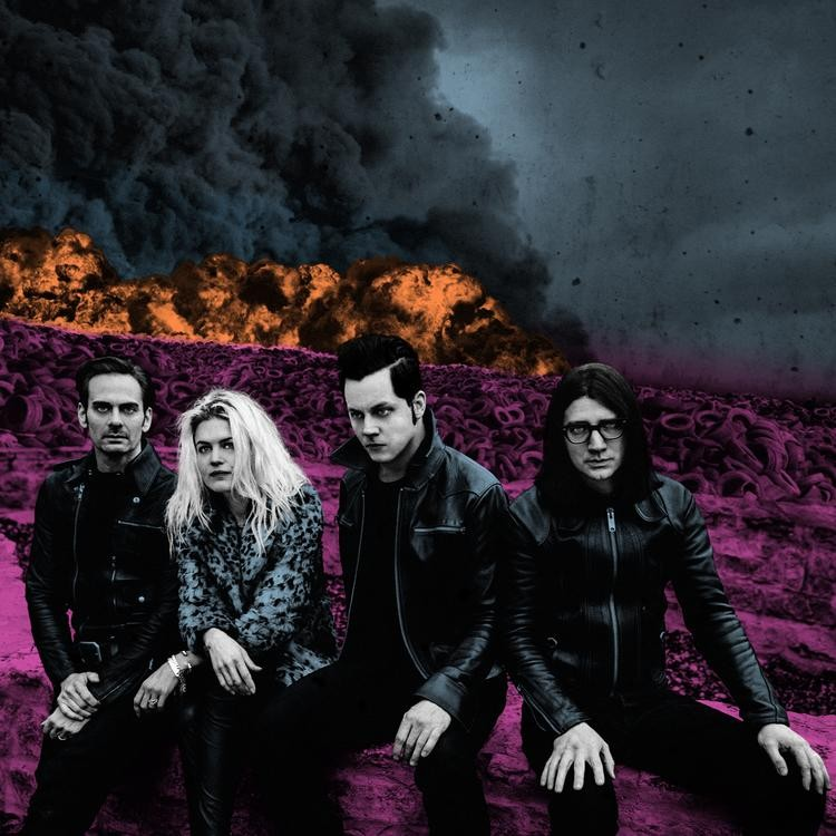 The Dead Weather - Dodge and Burn LP