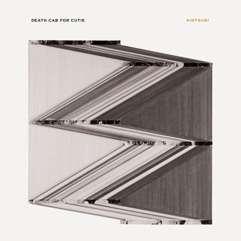Death Cab for Cutie - Kintsugi Cass