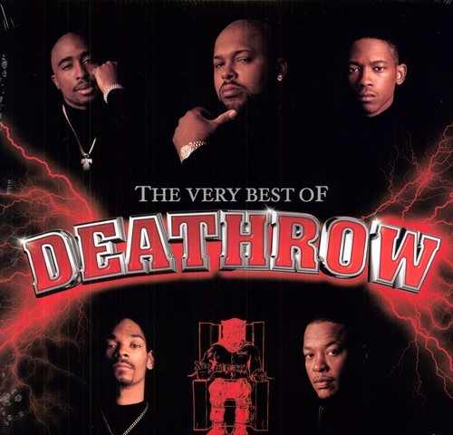 Various Artists - Very Best of Death Row 2XLP