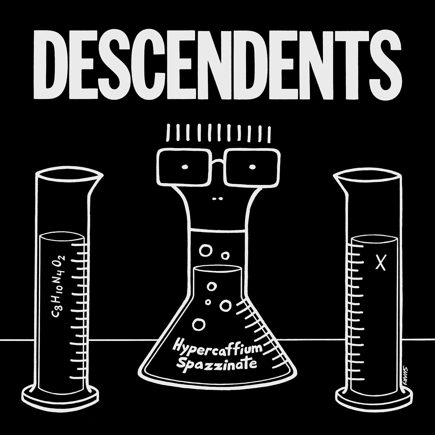 The Descendents - Hypercaffium Spazzinate LP