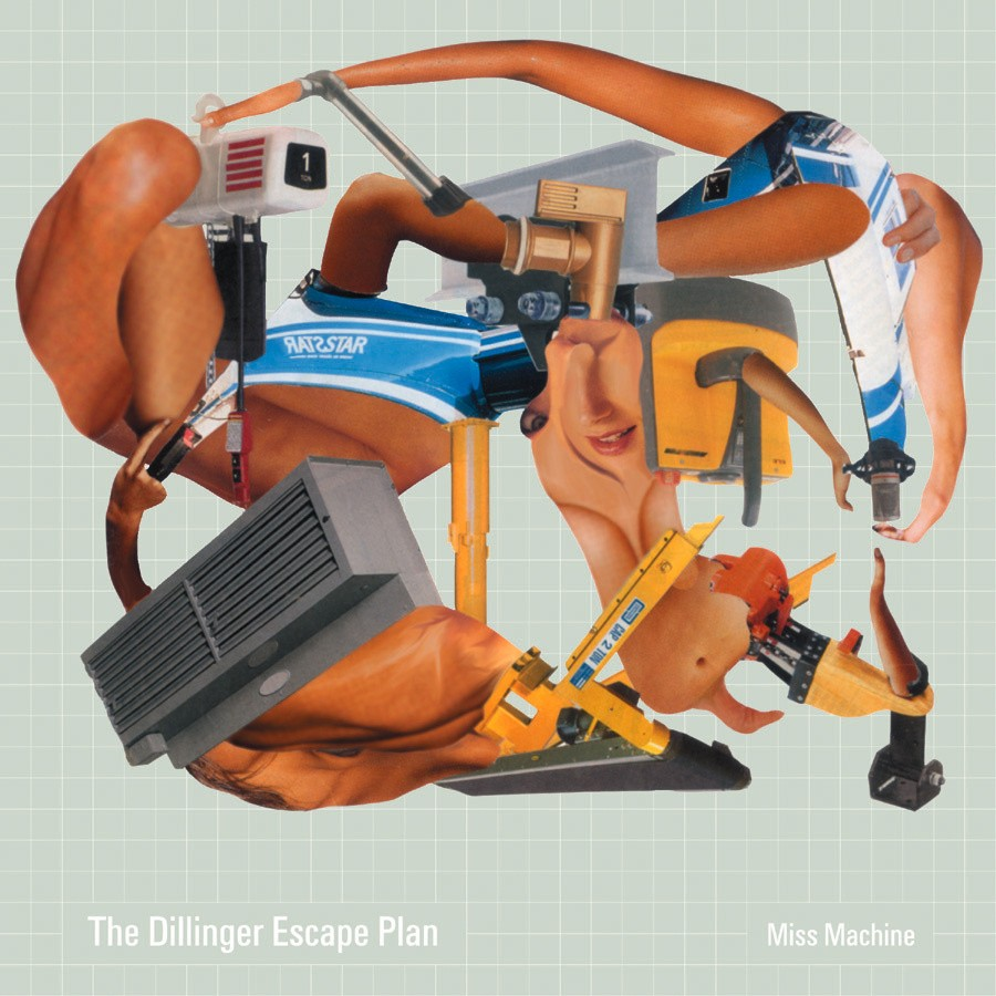 The Dillinger Escape Plan - Miss Machine LP