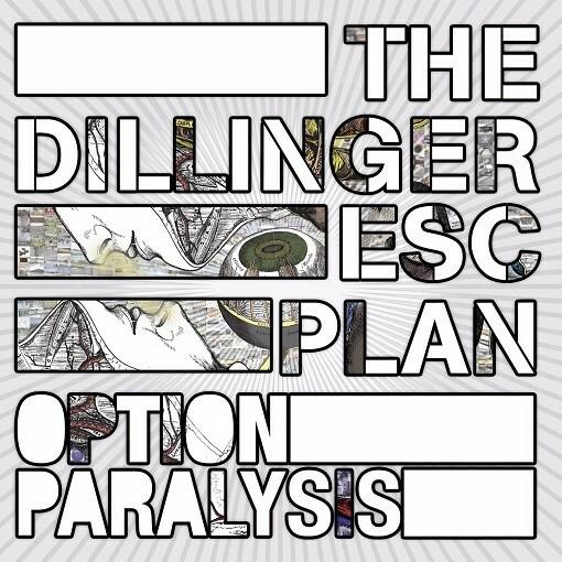 Dillinger Escape Plan - Option Paralysis Vinyl LP
