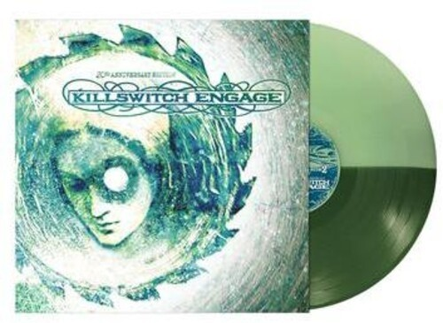 Killswitch Engage - Killswitch Engage (Coke Bottle / Green Split) Vinyl LP