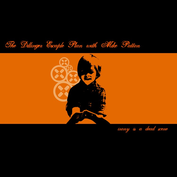 The Dillinger Escape Plan - Irony Is A Dead Scene LP