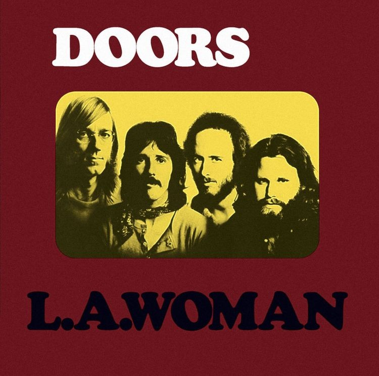 sc 1 st  srcvinyl & The Doors - L.A. Woman LP