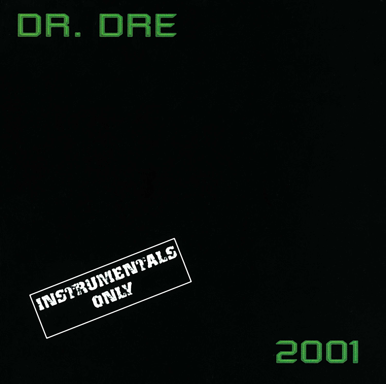 Dr. Dre - 2001 (Instrumental) 2XLP vinyl