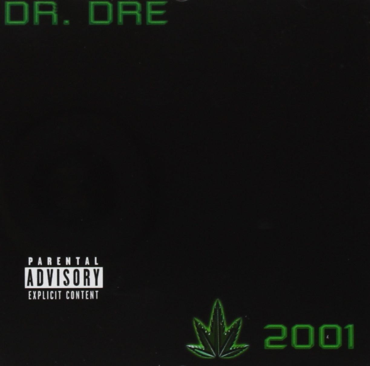 Dr. Dre - 2001 (Import) 2XLP