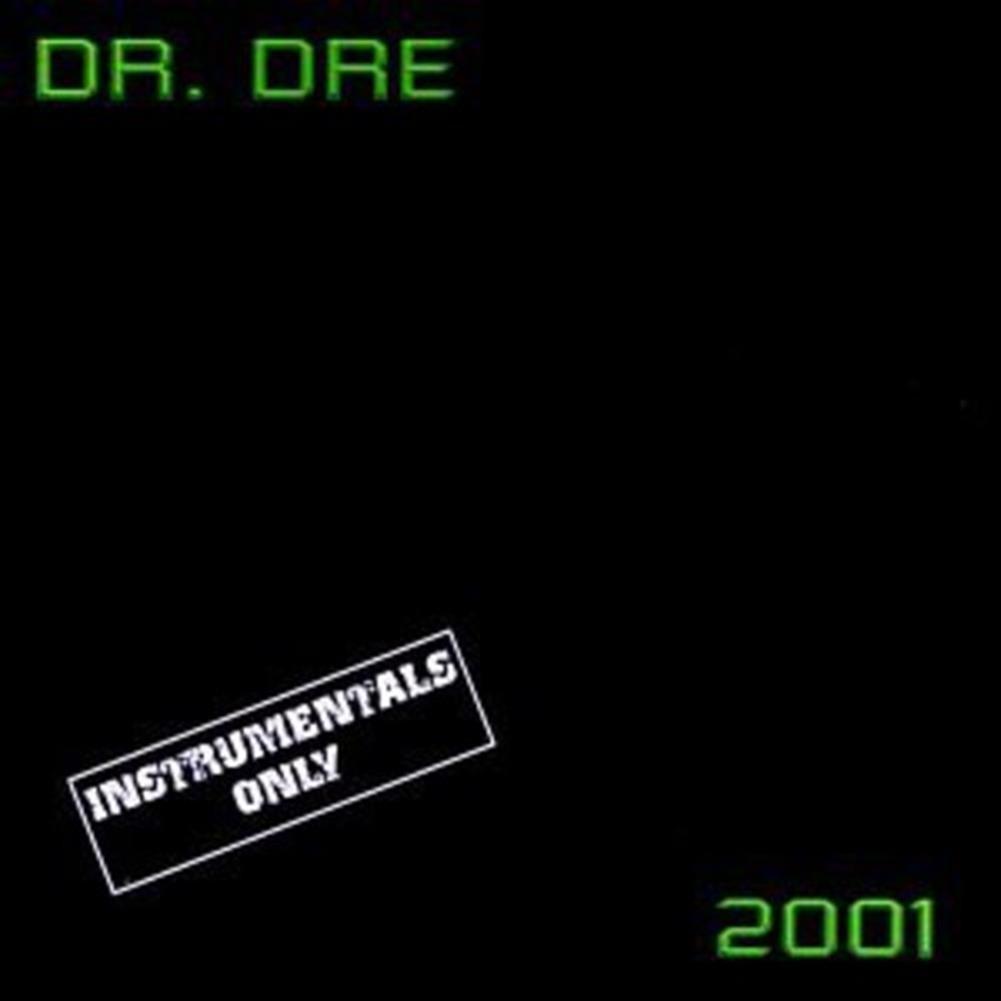 Dr. Dre - 2001 Instrumental 2XLP