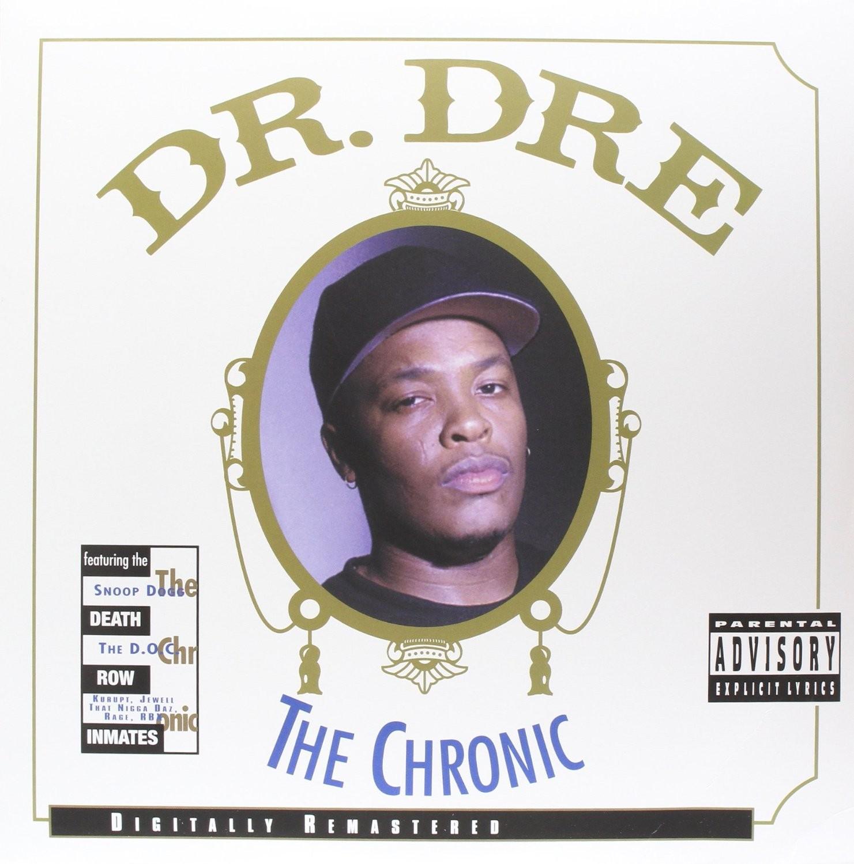 Dr. Dre - Chronic 2XLP