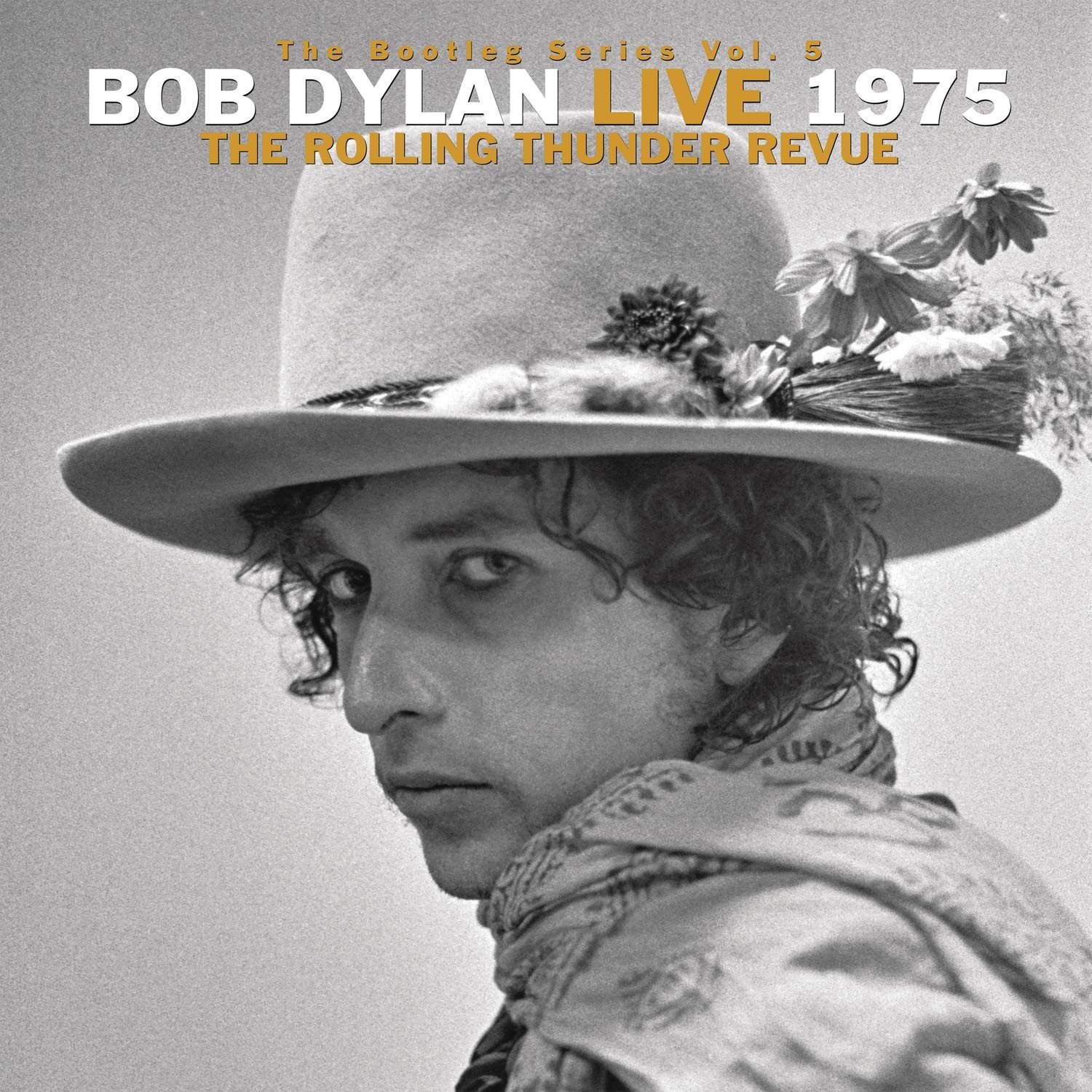 Bob Dylan - The Bootleg Series Vol. 5: Bob Dylan Live 1975, The Rolling Thunder Revue 3XLP