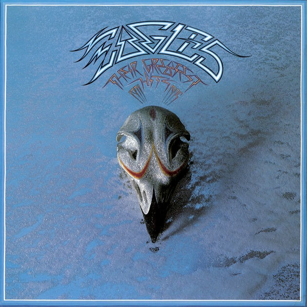 Eagles - Their Greatest Hits Volumes 1 & 2 2XLP
