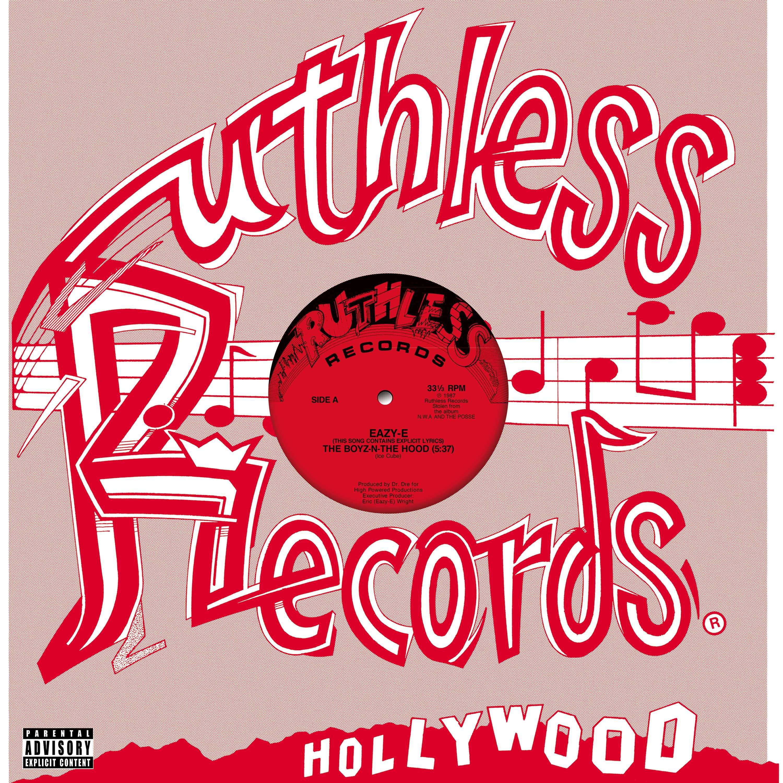 Eazy-E - Boyz-N-The Hood EP