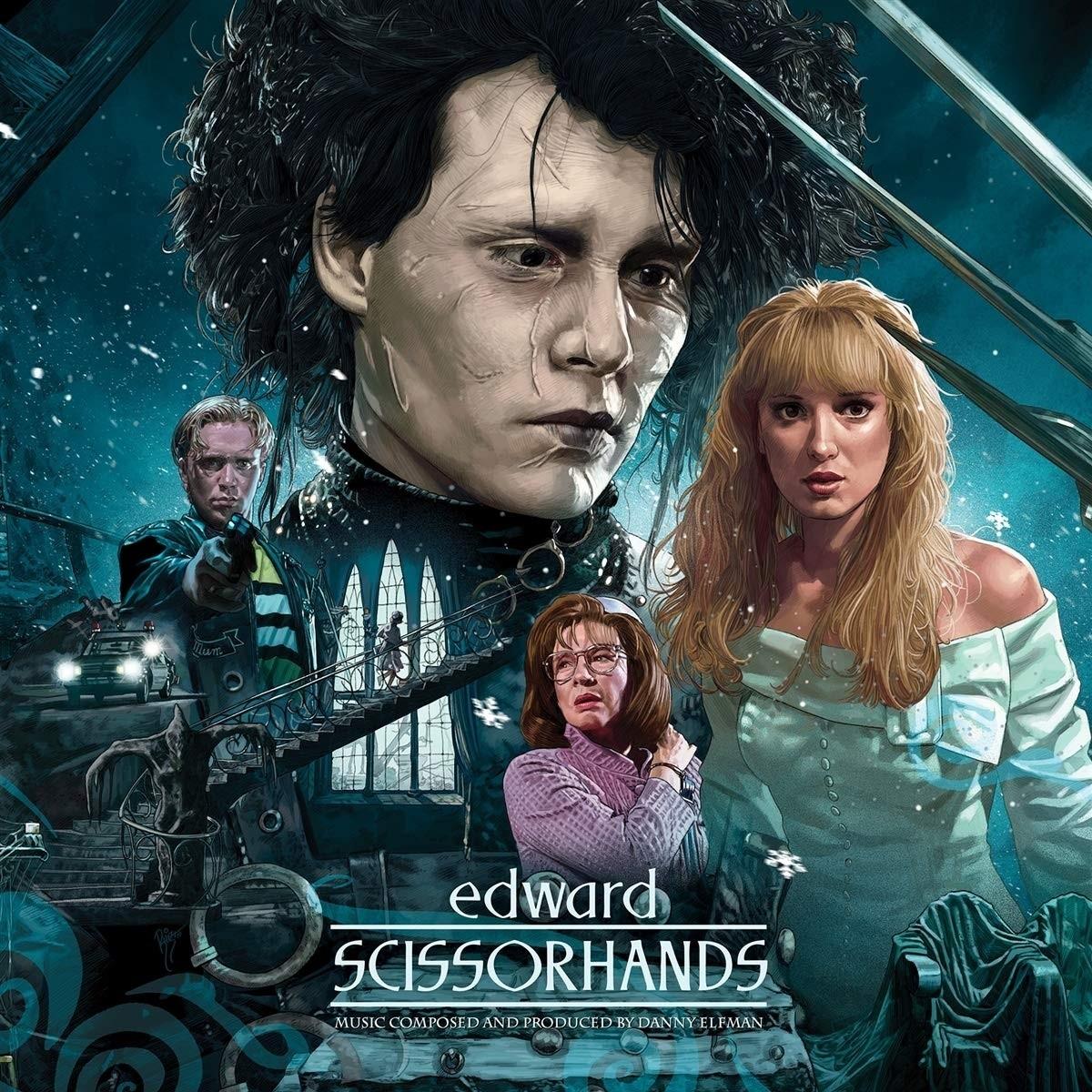 Danny Elfman - Edward Scissorhands (30th Anniversary Deluxe) Vinyl LP