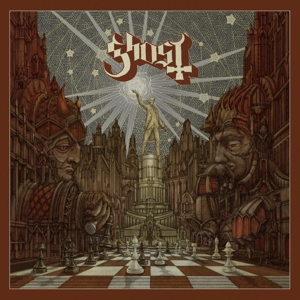 """Ghost - Popestar EP 12"""""""