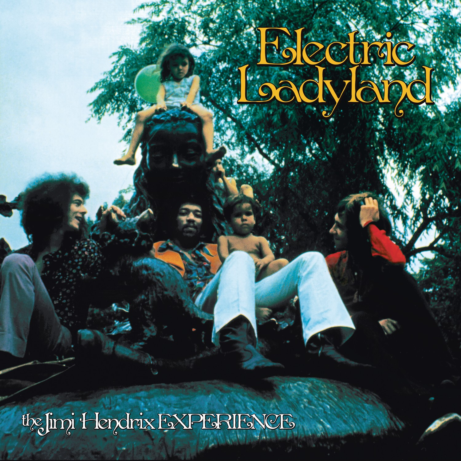 Jimi Hendrix - Electric Ladyland: 50th Anniversary Deluxe Edition Boxset Vinyl