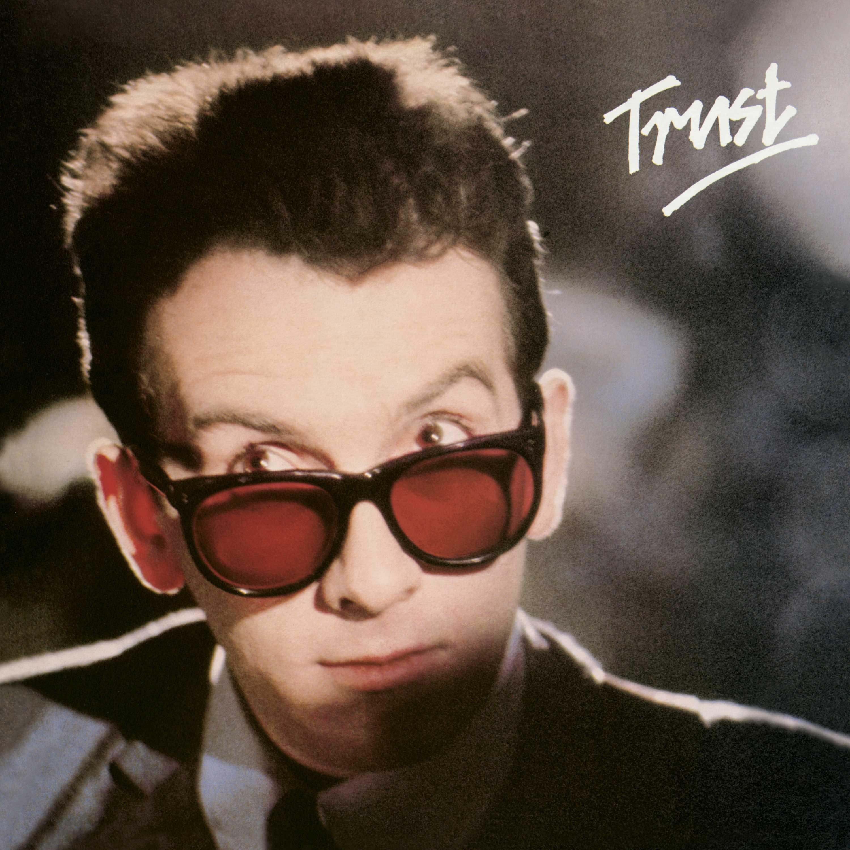 Elvis Costello & The Attractions - Trust  LP