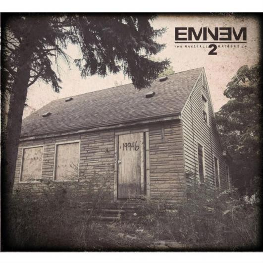 Eminem -The Marshall Mathers LP2  2XLP