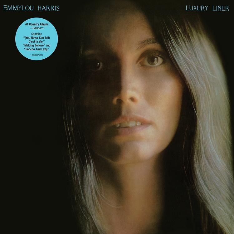 Emmylou Harris - Luxury Liner LP