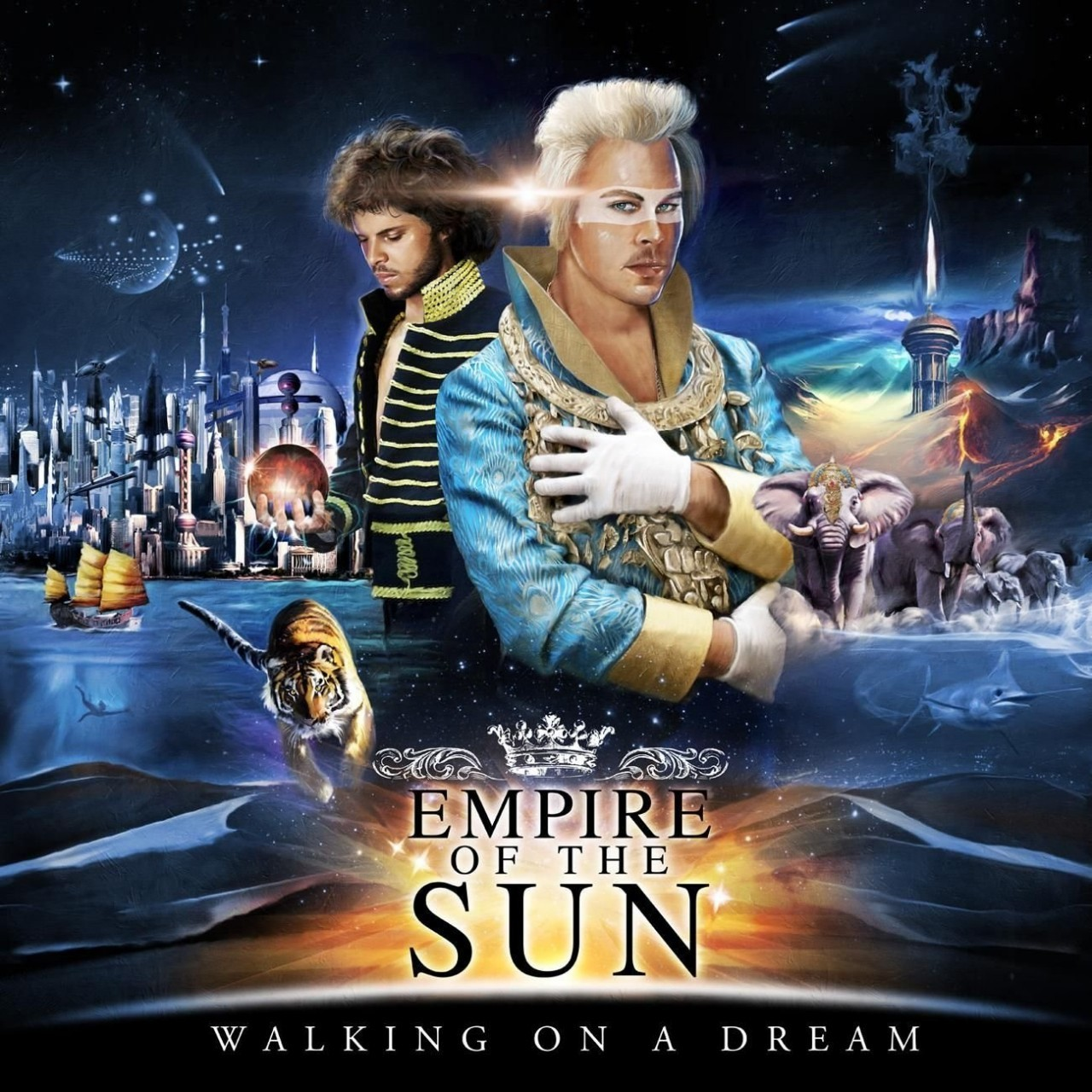 Empire Of The Sun - Walking On A Dream LP