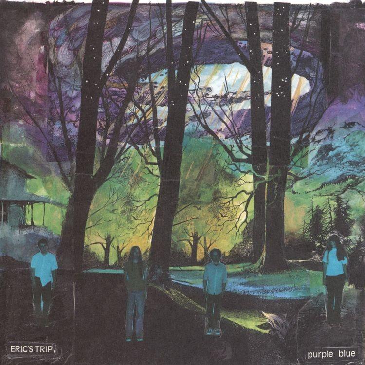 Eric's Trip - Purple Blue Vinyl LP