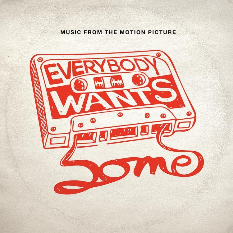 Various Artists - Everybody Wants Some!! 2XLP