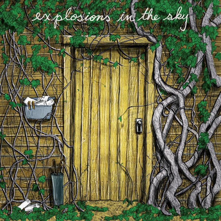 Explosions In The Sky - Take Care, Take Care, Take Care 2XLP