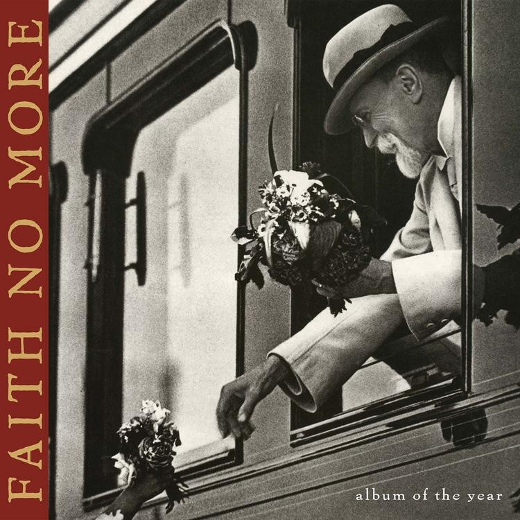 Faith No More - Album Of The Year 2XLP