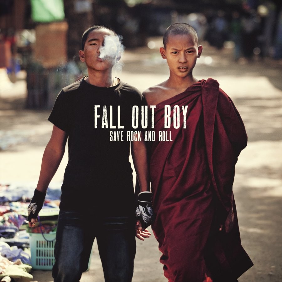Fall Out Boy - Save Rock And Roll 2XLP
