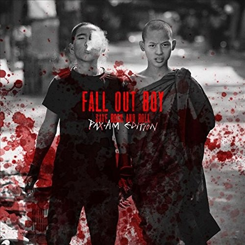 Fall Out Boy - Save Rock And Roll PAX•AM Days 2XLP vinyl