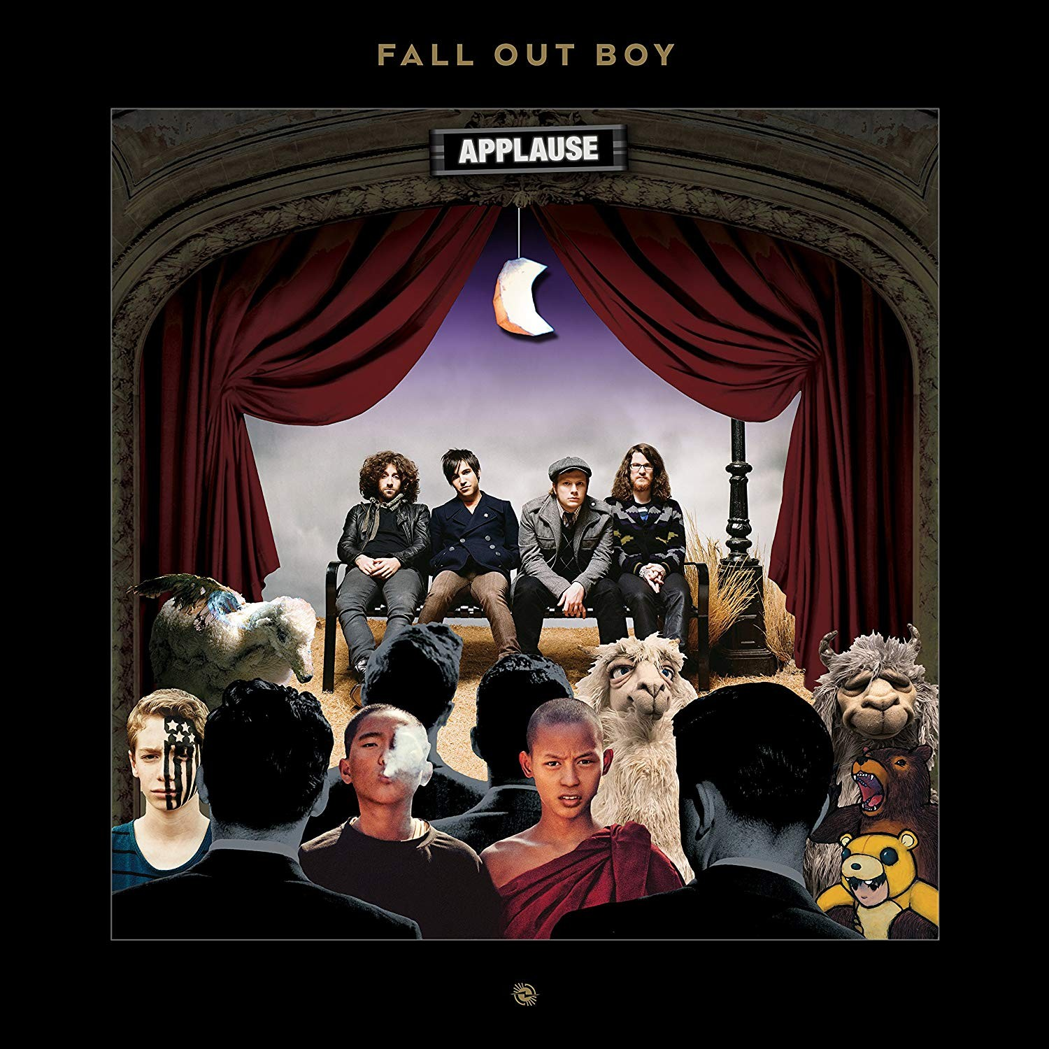 Fall Out Boy - Complete Studio Albums Boxset