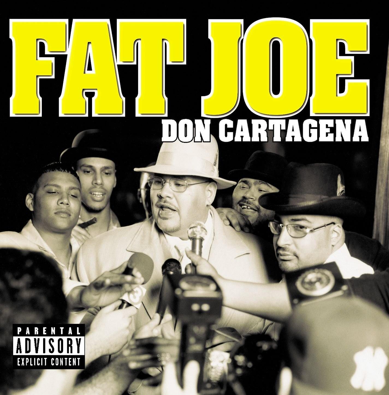 Fat Joe - Don Cartagena 2XLP