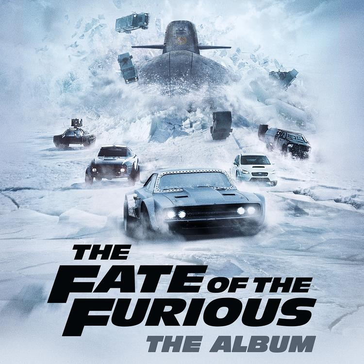 Various Artists - The Fate Of The Furious: The Album 2XLP
