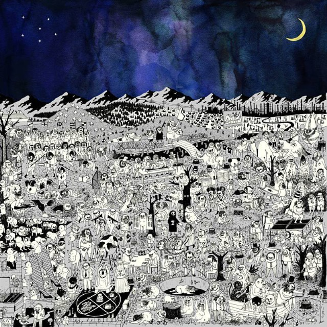 Father John Misty - Pure Comedy (Limited Colored) 2XLP