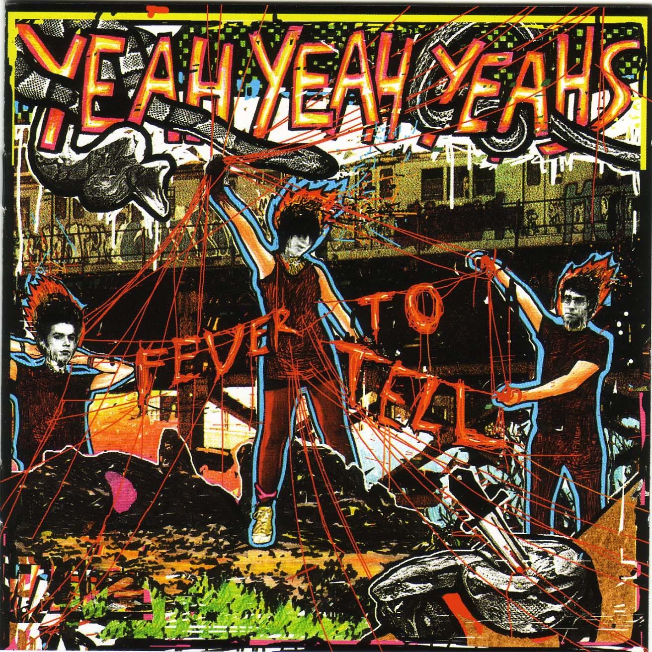 Yeah Yeah Yeahs - Fever To Tell Vinyl LP