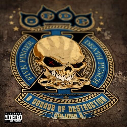 Five Finger Death Punch - A Decade Of Destruction, Vol. 2 2XLP