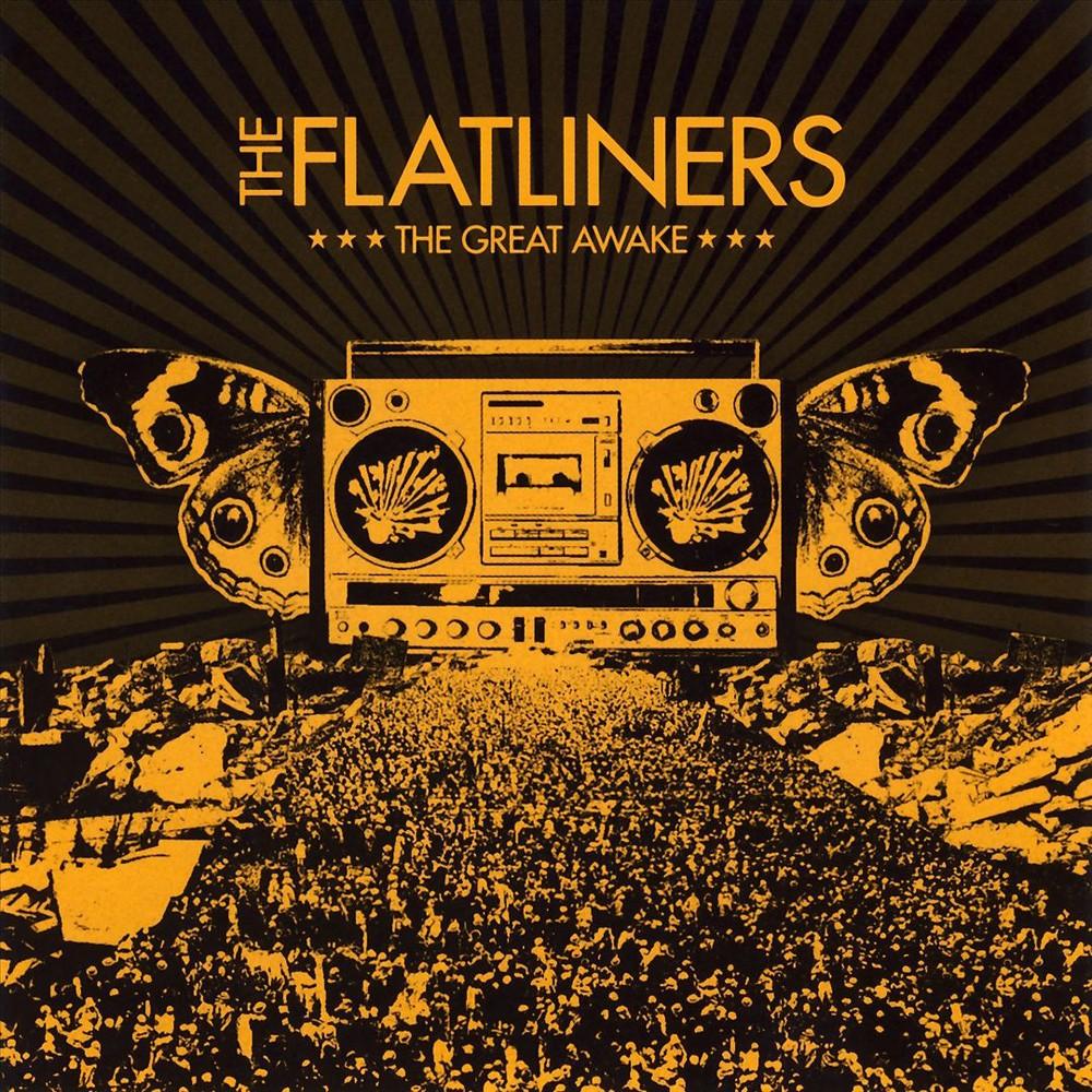 The Flatliners - The Great Awake LP
