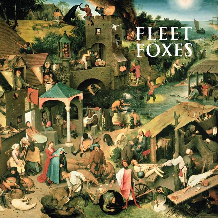 Fleet Foxes - Fleet Foxes LP