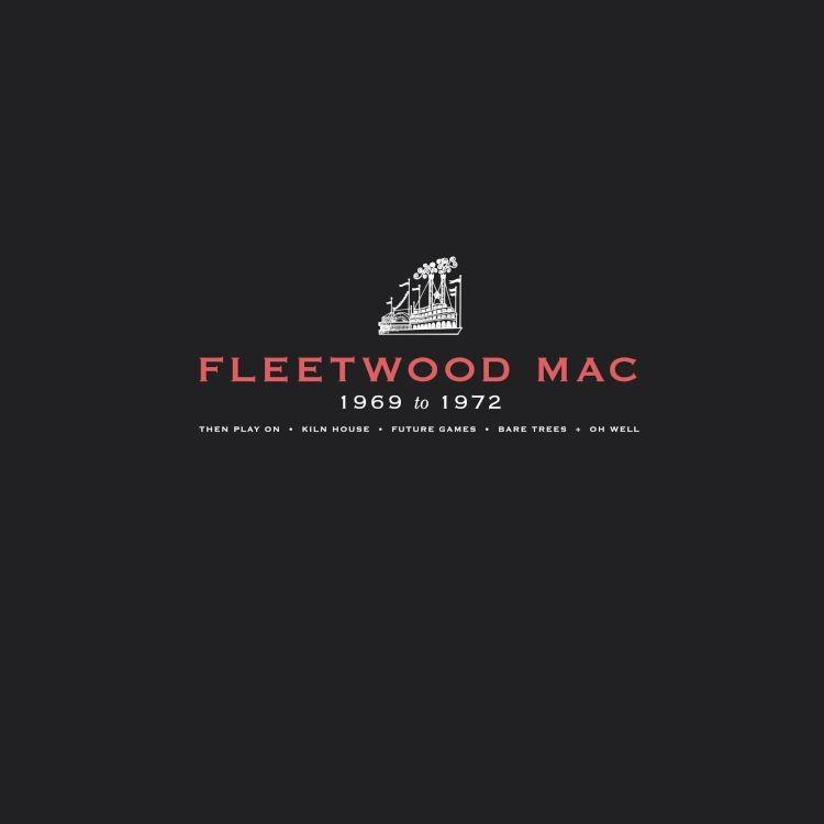 """Fleetwood Mac - Fleetwood Mac 1969-1972 4XLP +7"""""""