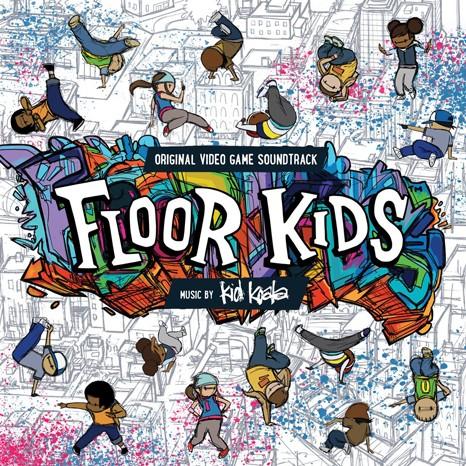 Kid Koala - Floor Kids (Original Video Game Soundtrack) 2XLP Vinyl