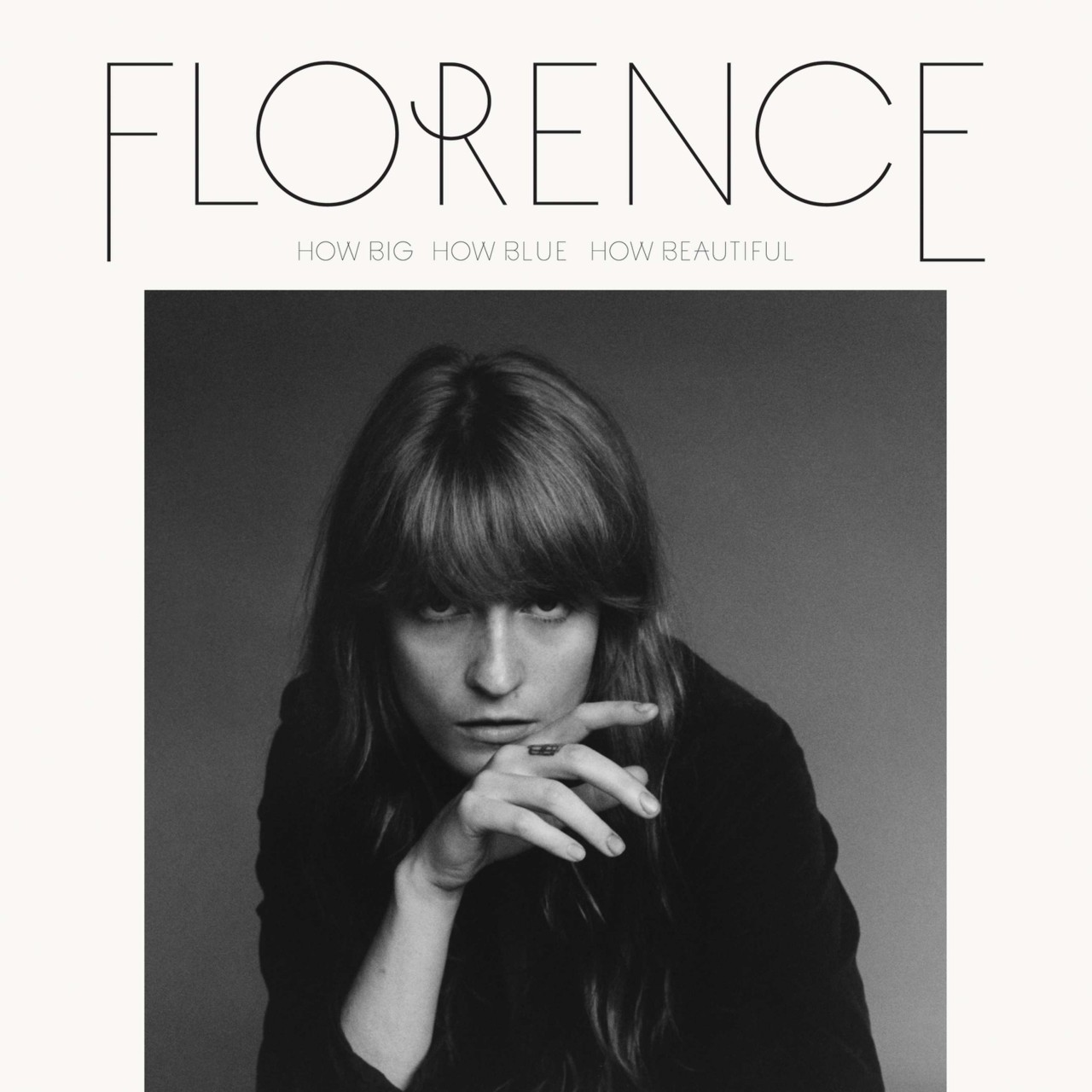 Florence + The Machine - How Big, How Blue, How Beautiful 2XLP