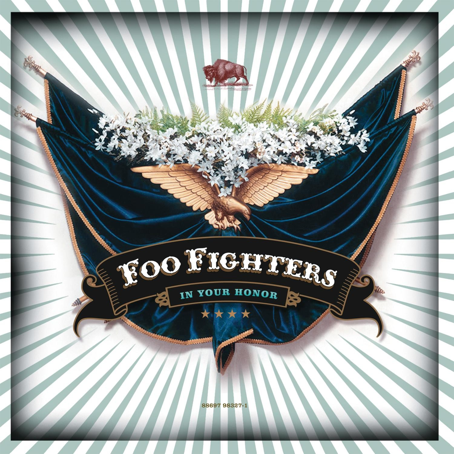 Foo Fighters - In Your Honor LP