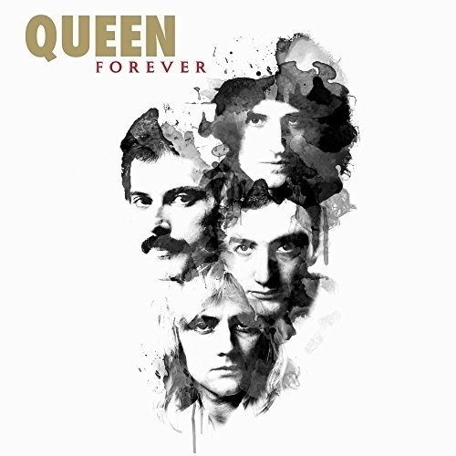 Queen - Forever 4XLP