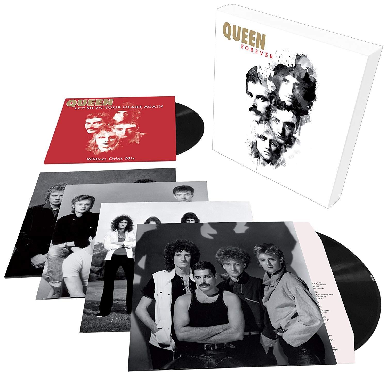Queen - Forever 4XLP Boxset