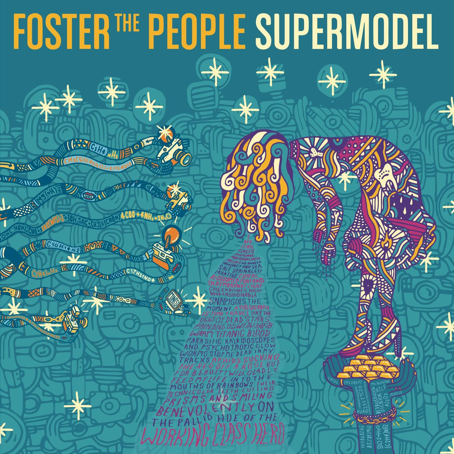 Foster The People - Supermodel LP