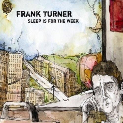 Frank Turner - Sleep Is For The Week (Deluxe) 2XLP