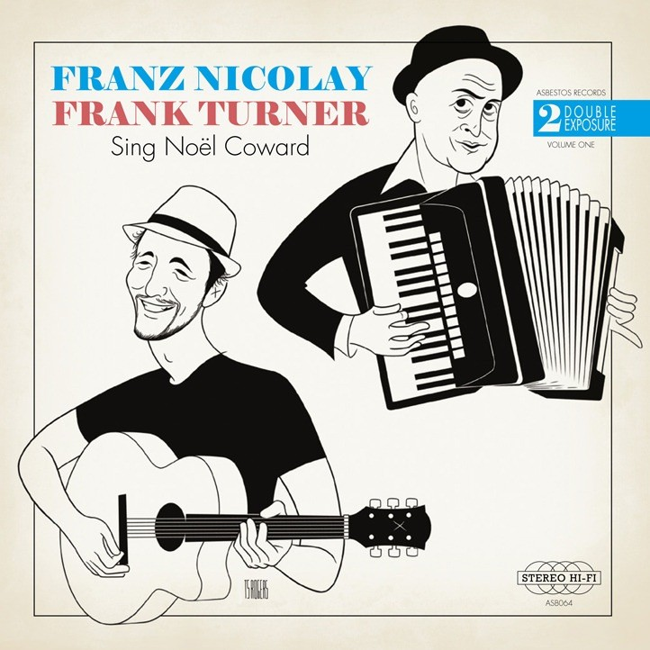 Franz Nicolay & Frank Turner  - Double Exposure Vol 1. 7""