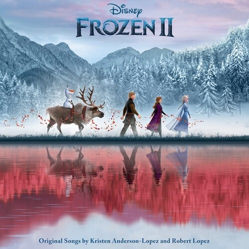 Various Artists - Frozen 2: The Songs Vinyl LP
