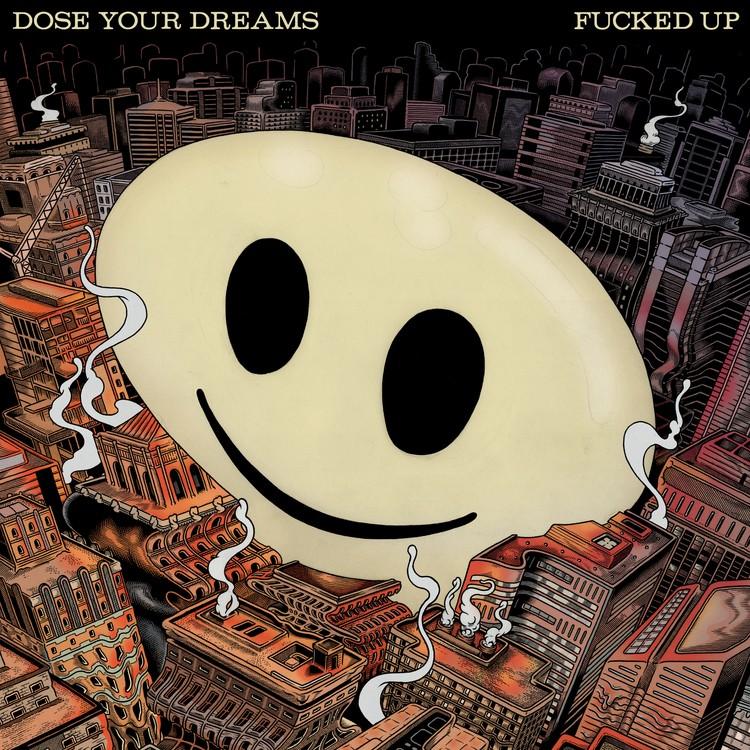 Fucked Up - Dose Your Dreams 2XLP Vinyl