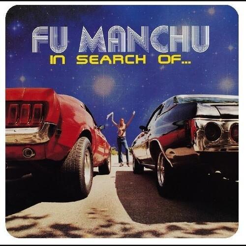 Fu Manchu - In Search Of... (Blue / Yellow) Vinyl LP